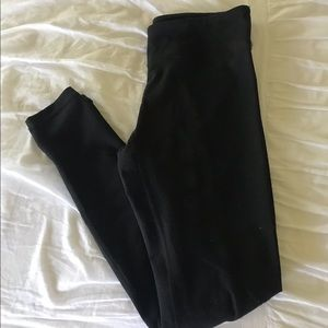 Zella leggings black mid rise